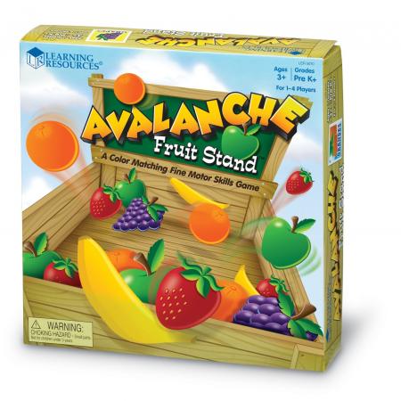 Avalansa de fructe - set educativ4