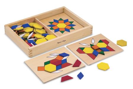 Sabloane si forme geometrice din lemn [0]