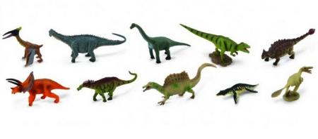 Set 10 mini dinozauri Animal figurina 2 [1]