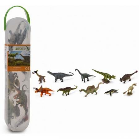 Set 10 mini dinozauri Animal figurina 2 [0]