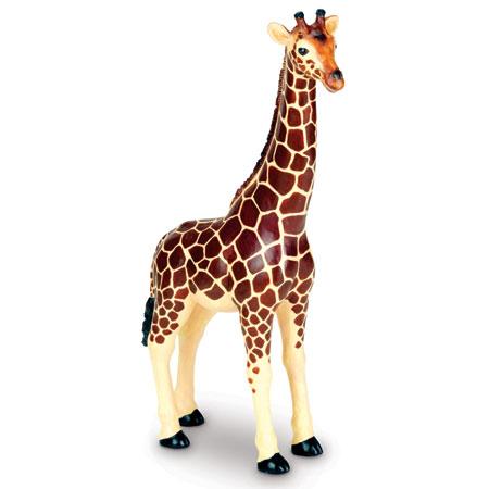 Set animale jungla - figurine mari pentru bebelusi1