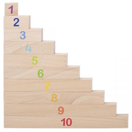 Set baghete pentru invaratea numerelor [0]