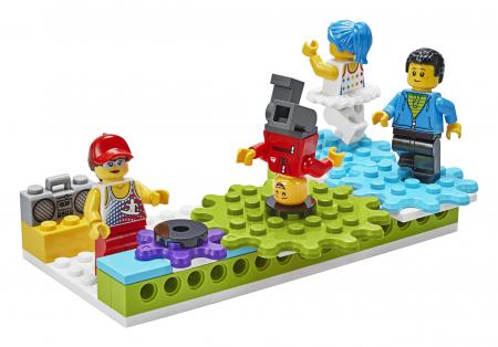 Set constructie Lego - BricQ Motion Essential Set - Lego Education2