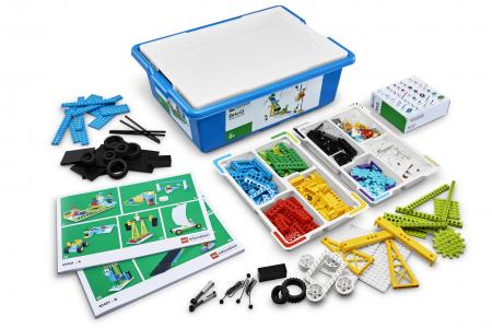 Set constructie Lego - BricQ Motion Essential Set - Lego Education0