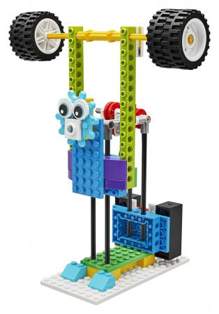 Set constructie Lego - BricQ Motion Essential Set - Lego Education8