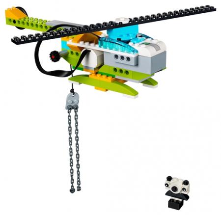 Set constructie STEM - WeDo 2.0 Core Set - Lego Education2