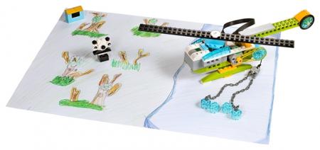Set constructie STEM - WeDo 2.0 Core Set - Lego Education1
