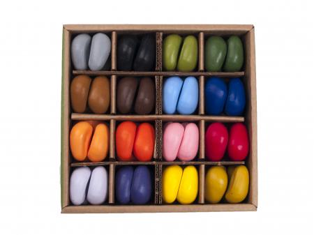 Set Crayon Rocks 64 buc/16 culori0