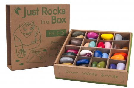 Set Crayon Rocks 64 buc/32 culori0