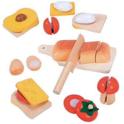 Set de alimente din lemn [0]