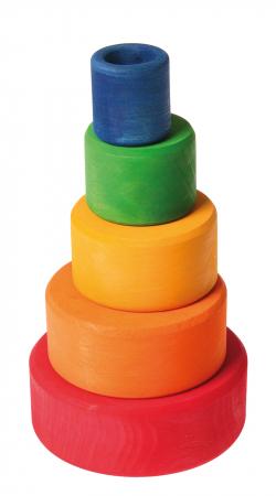 Set de boluri multicolor - SPIEL GUT1