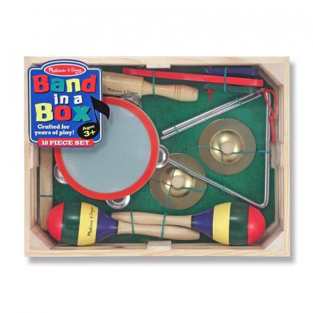 Set de instrumente muzicale din lemn [2]