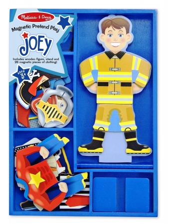 Set magnetic Sa-l imbracam pe Joey [2]