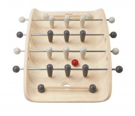 Joc Foosball - Joc de fotbal din lemn copii1