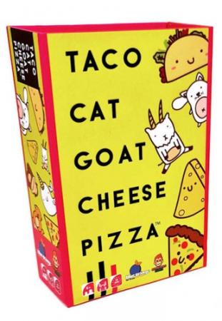 Taco Cat Goat Cheese Pizza - Joc de societate