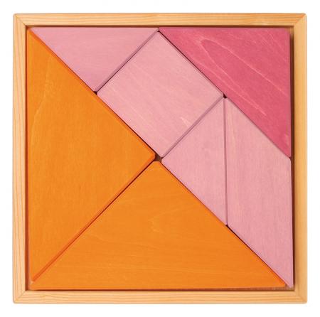 Tangram puzzle roz0