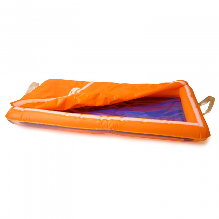 Tavita gonflabila pentru joaca cu nisip kinetic sau alte materiale0