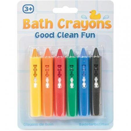 Jucarie pentru baie - Creioane colorate0