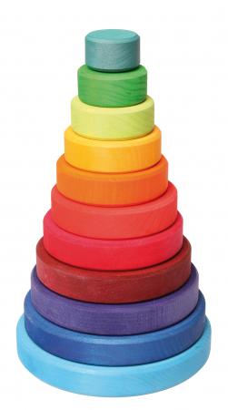 Turn colorat 11 piese1