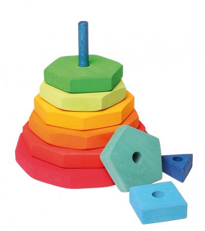Turn de stivuit cu forme geometrice [1]