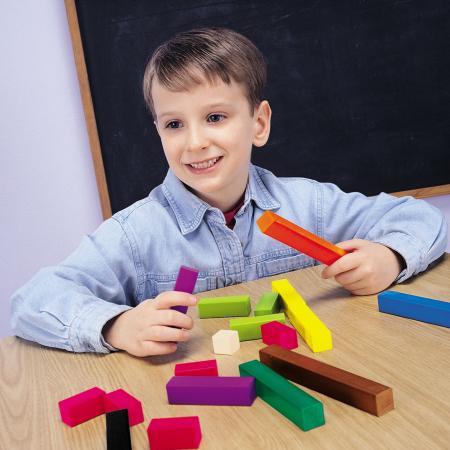 Turnul fractiilor - cuburile echivalentei - set educativ2