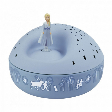 Veioza proiector stelute, Elsa - Frozen 20