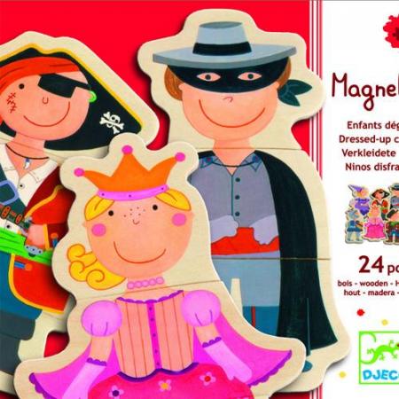 Joc cu magneti Carnaval1
