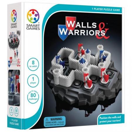 Walls & Warriors - Joc Educativ Smart Games
