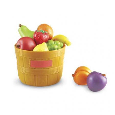 Cosulet cu fructe - set sortare1
