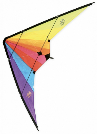 Zmeu urias pentru copii - forma deltaplan - Zmeu cascadorii - Stunt kite