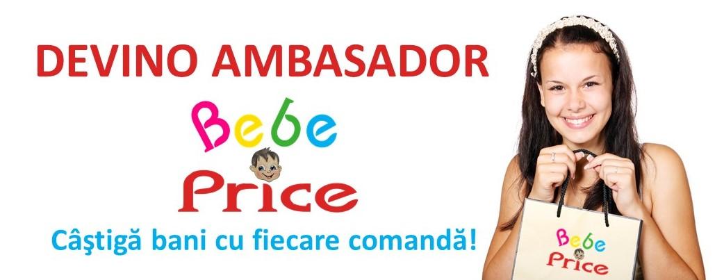 Banner Ambasador BebePrice