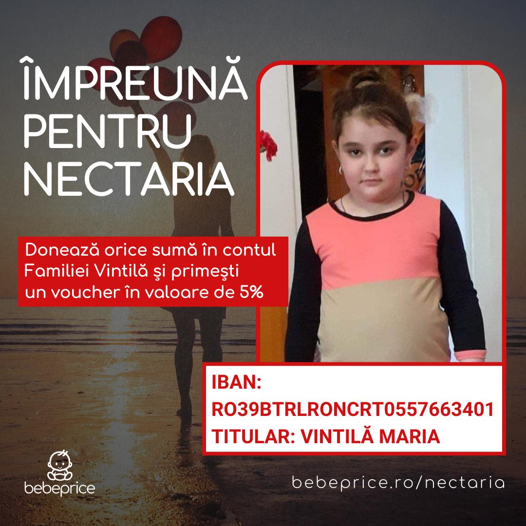 #ImpreunaPentruNectaria #FapteBune