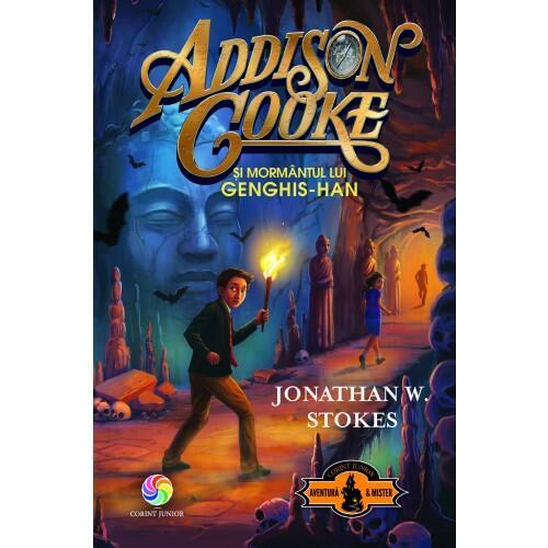 Addison Cooke si mormantul lui Genghis - Han 0