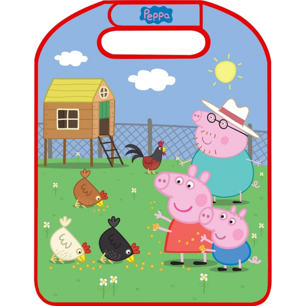 Aparatoare pentru scaun Peppa Pig Eurasia E70110 0