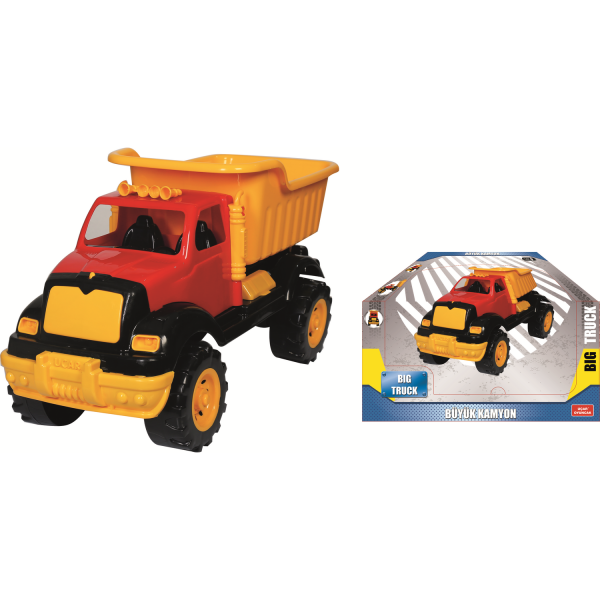 Autobasculanta mare 56 cm, in cutie Ucar Toys UC104 1