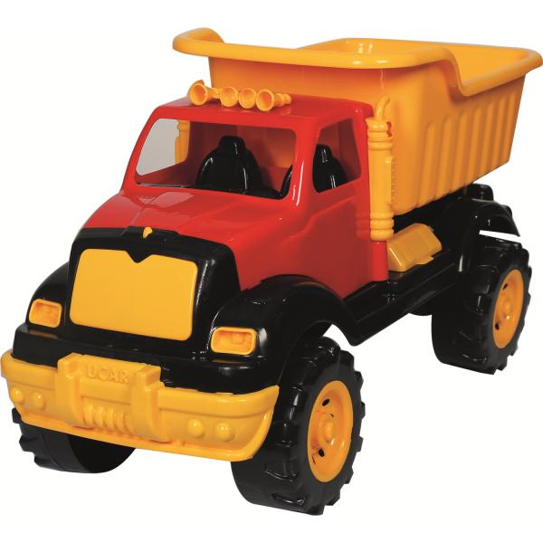 Autobasculanta mare 56 cm, in cutie Ucar Toys UC104 0