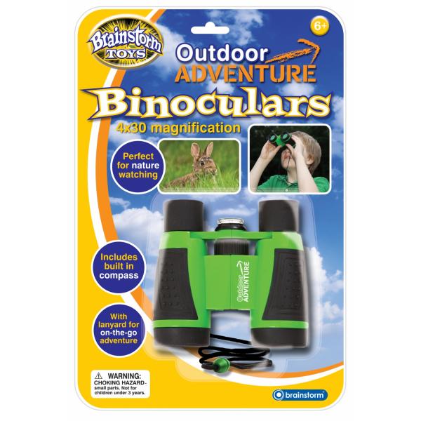 Aventuri in Aer Liber - Binoclu Brainstorm Toys E2015 0