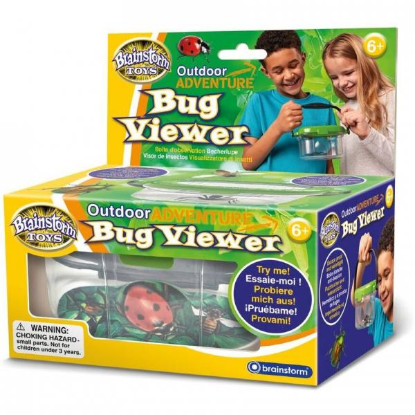 Aventuri in aer liber – Cutie cu lupa pt insecte Brainstorm Toys E2061 0