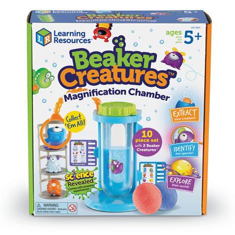 Beaker Creatures  - Laboratorul monstruletilor 0