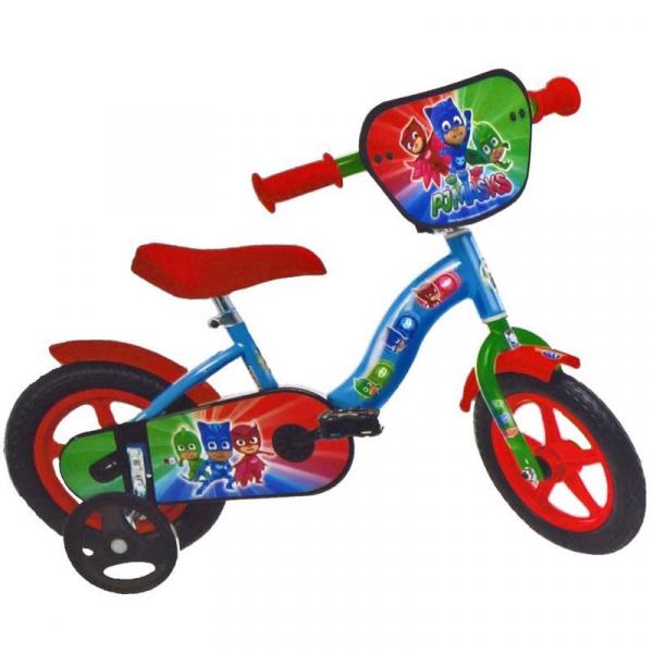 Bicicleta copii 10'' - EROII IN PIJAMA 0