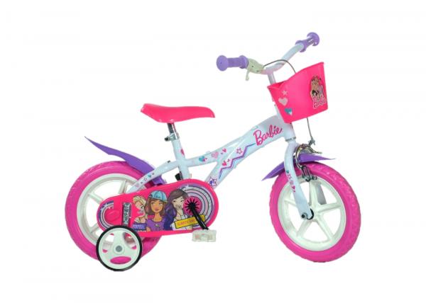 "Bicicleta copii 12"" - Barbie 0"