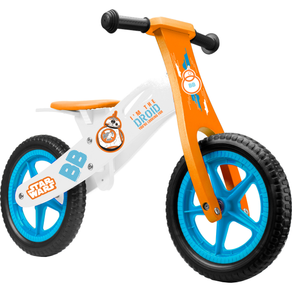 Bicicleta din lemn fara pedale 12 Star Wars Seven SV9911 0