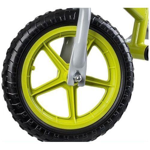 Bicicleta fara pedale 12 inch Hit Mamakids - Verde 1