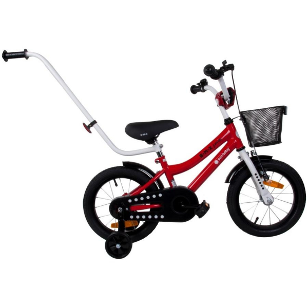Bicicleta Sun Baby, BMX Junior 14, Rosu 0