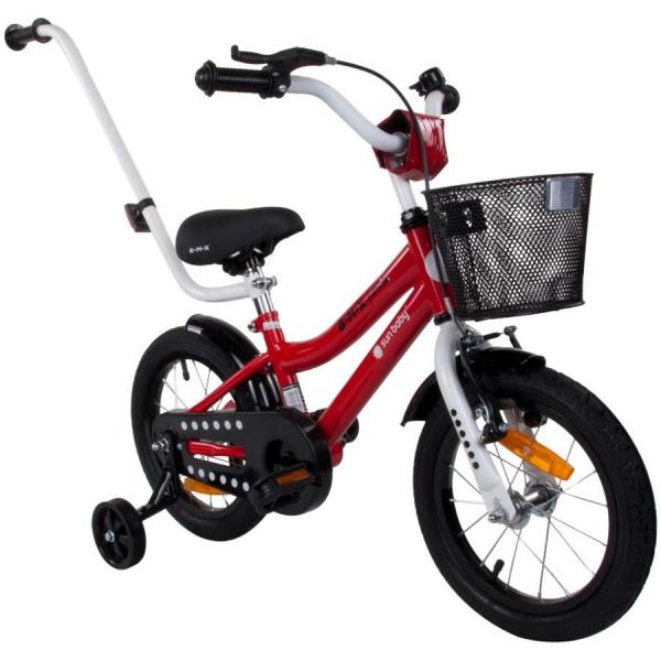 Bicicleta Sun Baby, BMX Junior 14, Rosu 1