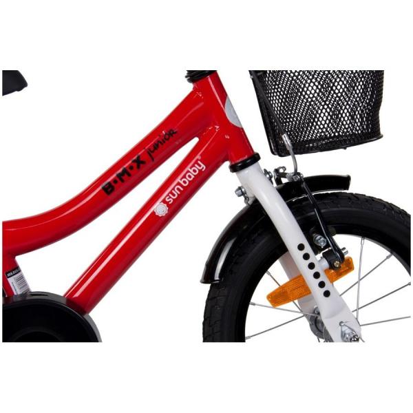 Bicicleta Sun Baby, BMX Junior 14, Rosu 5