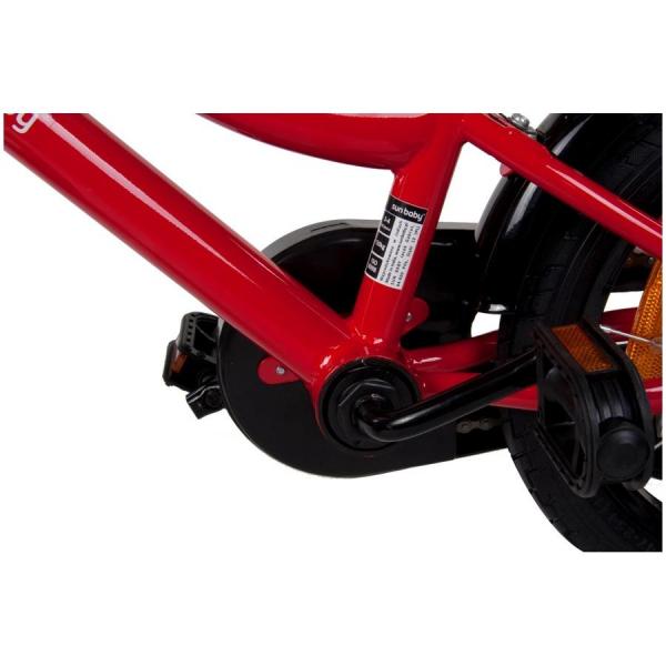 Bicicleta Sun Baby, BMX Junior 14, Rosu 7
