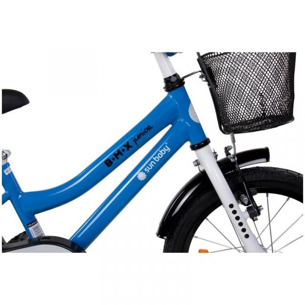 Bicicleta Sun Baby, BMX Junior 16, Albastru 4