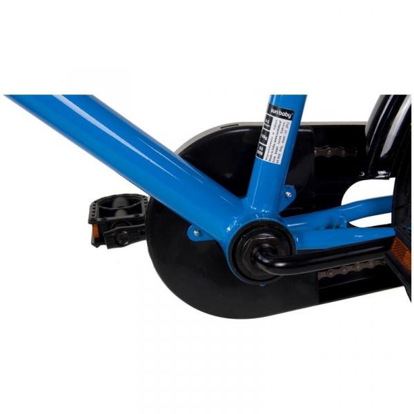 Bicicleta Sun Baby, BMX Junior 16, Albastru 5