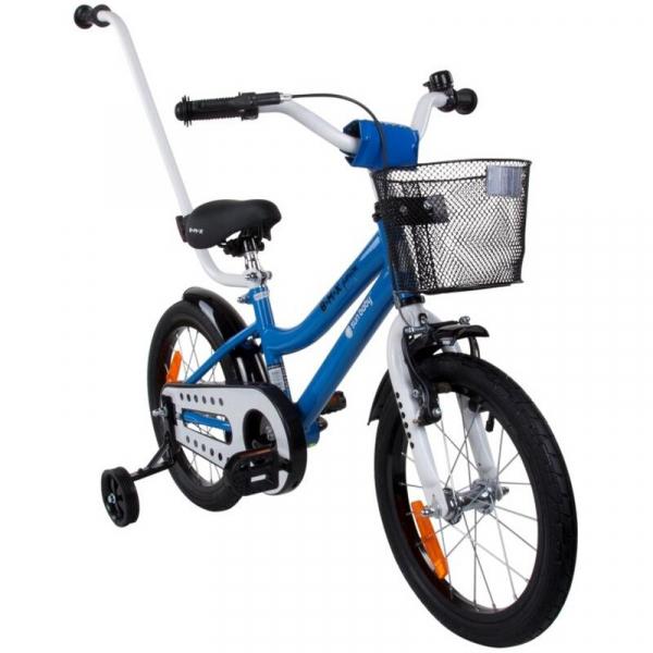 Bicicleta Sun Baby, BMX Junior 16, Albastru 1